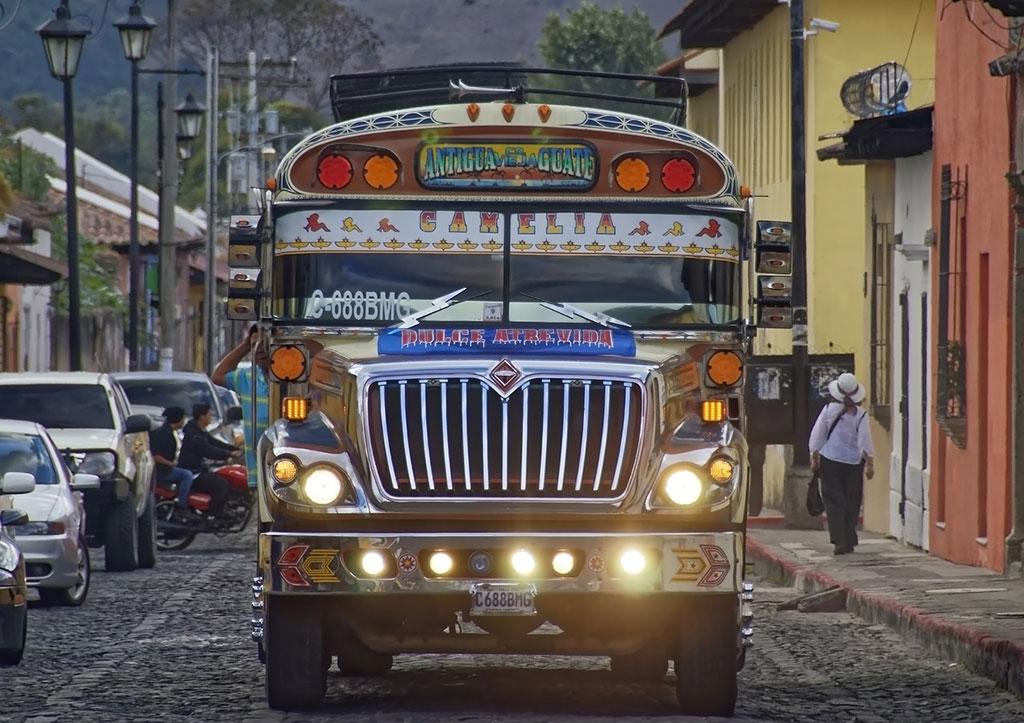 Почивка в Мексико и екскурзия в Гватемала