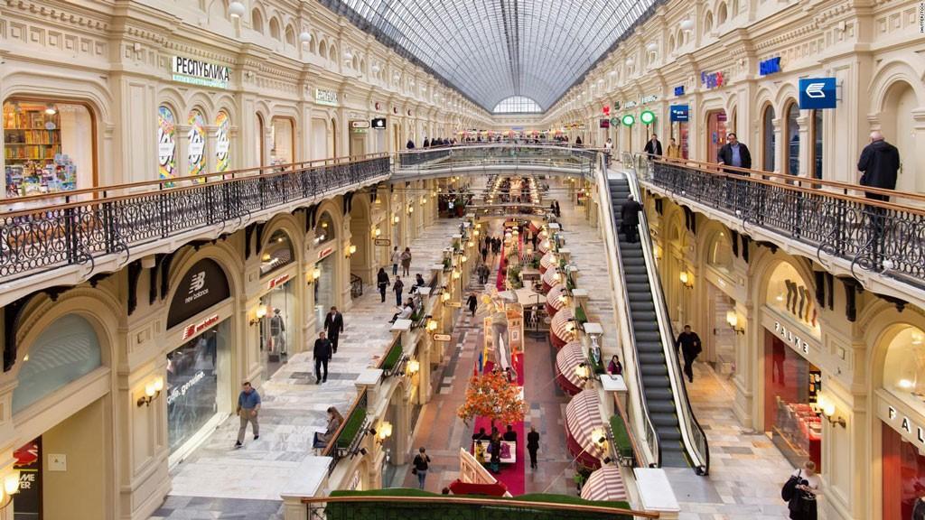Екскурзия Русия – Великолепието на Москва и Санкт Петербург