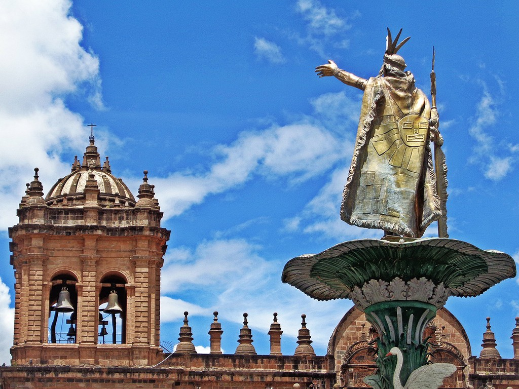Седемте чудеса на Перу