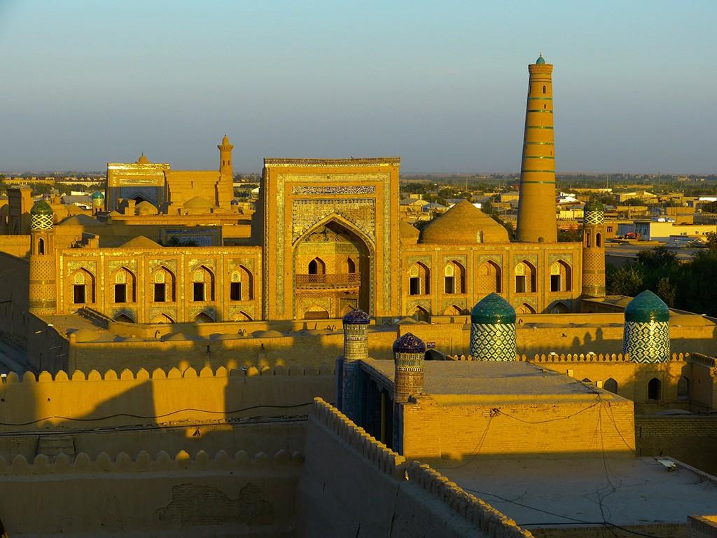 Екскурзия в Узбекистан и Таджикистан