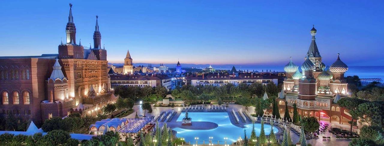 Почивки в Турция – Анталия, Лара 2020 – Самолет от Варна