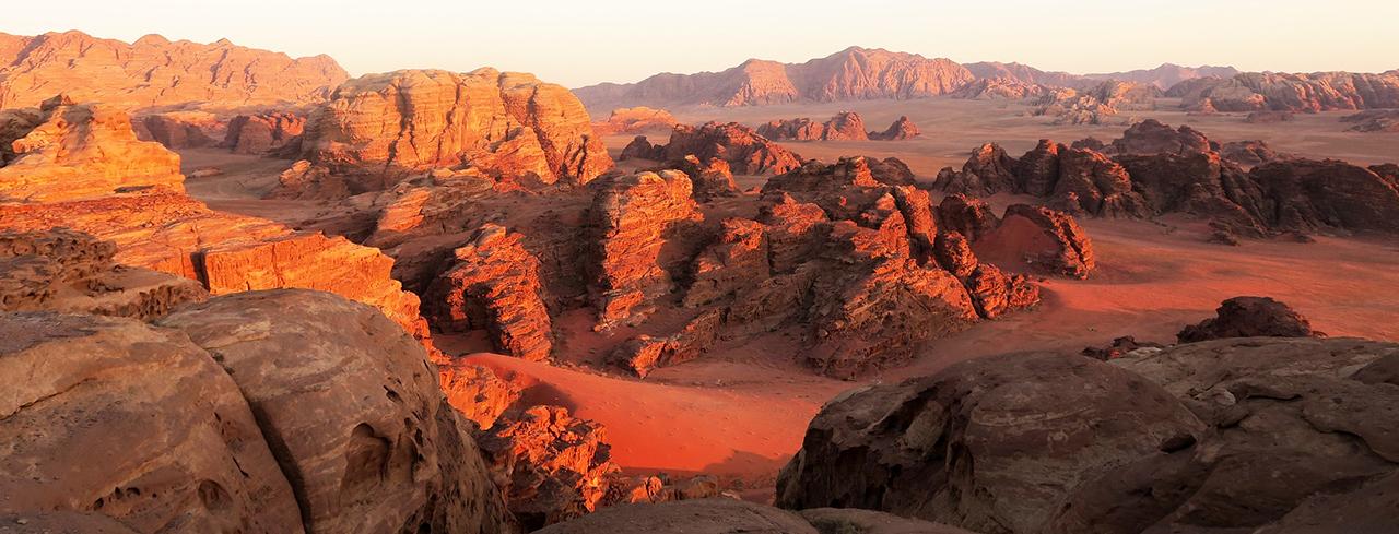 Екскурзия в Йордания – Петра и пустинята Вади Рум
