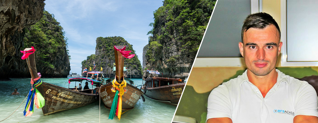 Екскурзия до Банкок, Сингапур, Камбоджа, о-в Пукет – яж, пътувай и спортувай