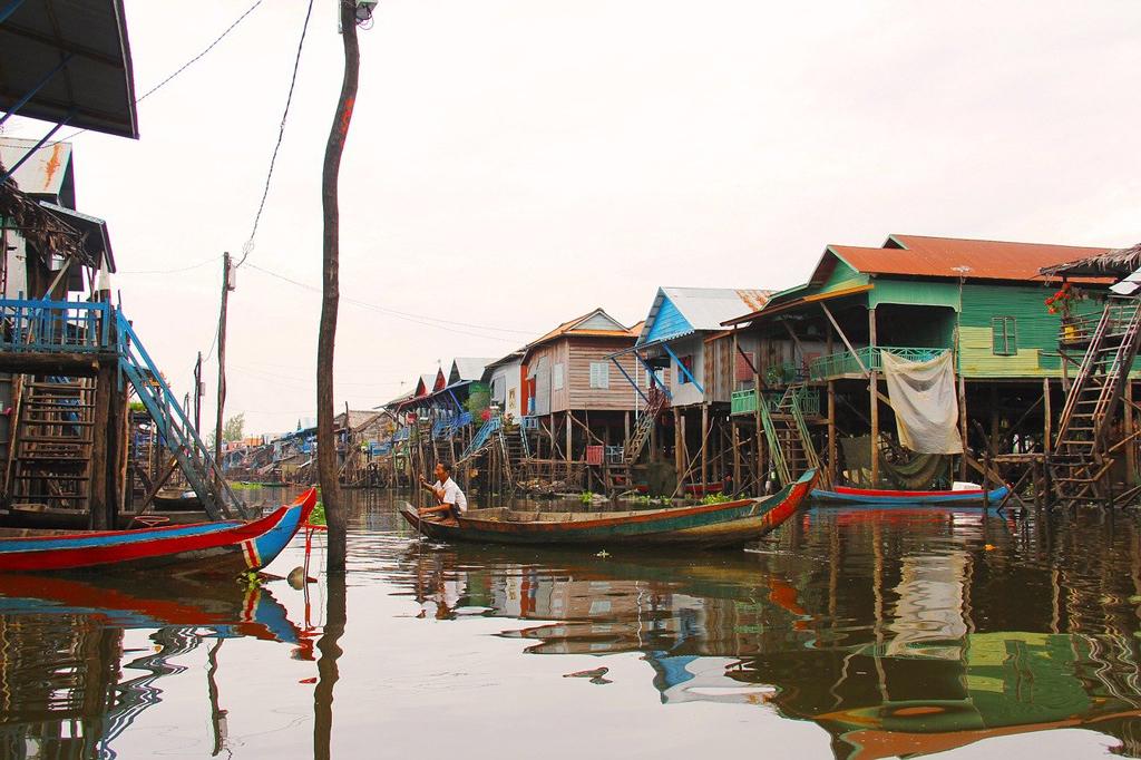 Екскурзия Лаос, Камбоджа и Виетнам