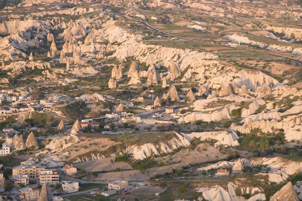Екскурзия до Кападокия и почивка в Сиде